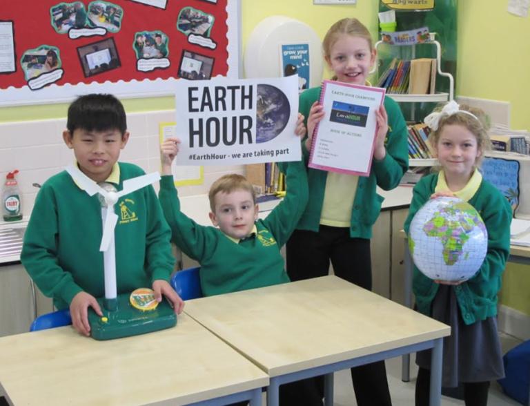 Esh winning Primary School Case Study with Eco2 smart school